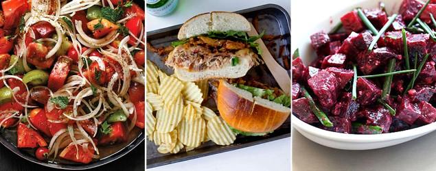 18 recipes perfect for summer picnics