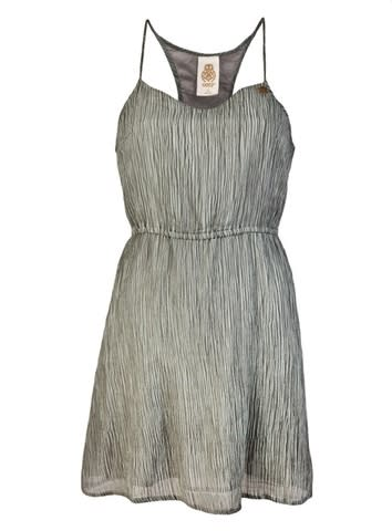 OBEY Black mountain dress, $58, at Farfetch