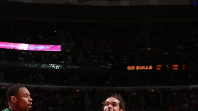 Dunleavy, Bulls shake off Celtics for 94-80 win