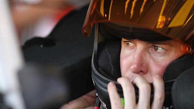 Kurt Busch runs small team to the top
