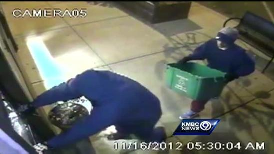 Store owner says thieves made dumb move