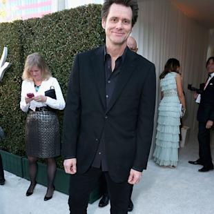 Grey Goose At 21st Annual Elton John AIDS Foundation Academy Awards Viewing Party: Jim Carrey