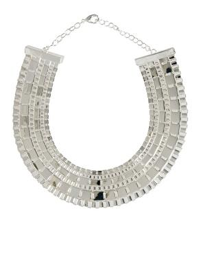 ASOS Statement Pharaoh Collar Necklace, $59.40