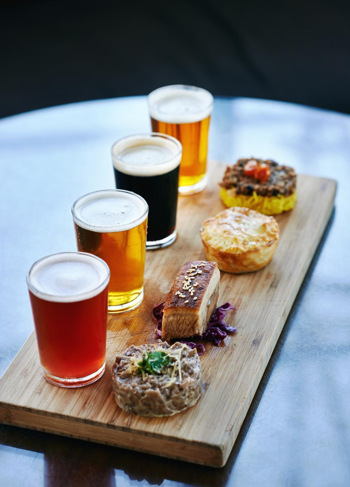 The Best Breweries in America. For Eating