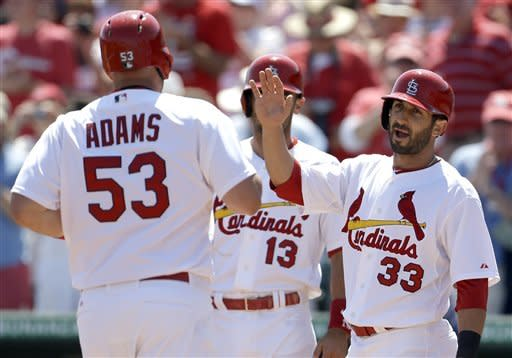 Wainwright strong again for Cardinals