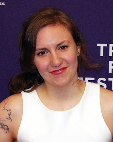 Actress/writer/director Lena Dunham may just be a two-time upset winner at the Emmys this weekend.