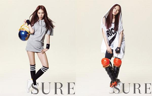 Hyuna for ′Sure′