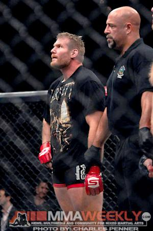 Strikeforce Marquardt vs. Saffiedine Fighter Salaries: Barnett, Mousasi and Cormier Top Payroll