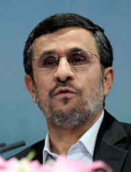 <p>Iranian President Mahmoud Ahmadinejad says Tehran will not back down on its nuclear programme despite economic problems caused by Western sanctions.</p>