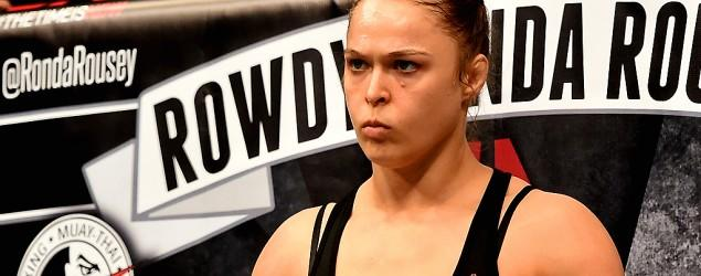 How Ronda Rousey became UFC's most dominant champ