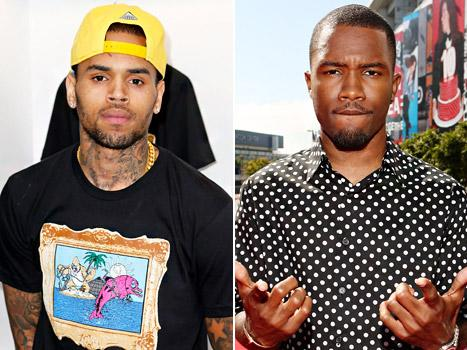 Chris Brown Accused of Assaulting Frank Ocean