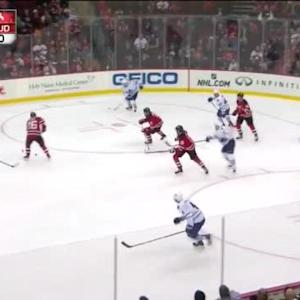 Cory Schneider Save on Cody Franson (14:54/2nd)