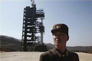 North Korea announces rocket launch date