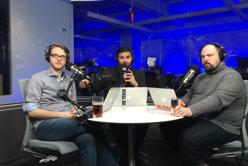 The Vergecast 142: net neutrality, Apple Watch, and The Bodyguard
