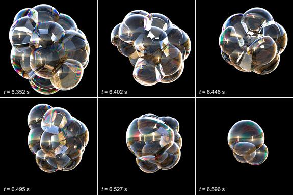 Mystery Popped: Science of Bubbles Decoded