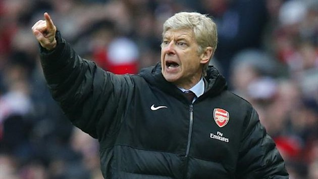 Arsenal boss Arsene Wenger (Reuters)