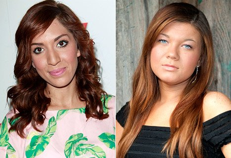 "Farrah Abraham on Jailed Teen Mom Amber Portwood: ""I Wish Her the Best"""