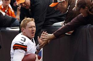 NFL QB Brandon Weeden says soccer players are 'unbelievable athletes'