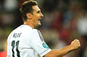 Klose, Podolski, Draxler to lead depleted Germany against USA