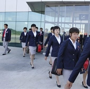 NKorea women head to Tokyo for U-20 World Cup The Associated Press Getty Images Getty Images Getty Images Getty Images Getty Images Getty Images Getty Images Getty Images Getty Images Getty Images Get