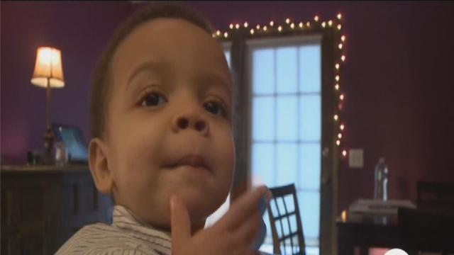 Man accused of slapping toddler