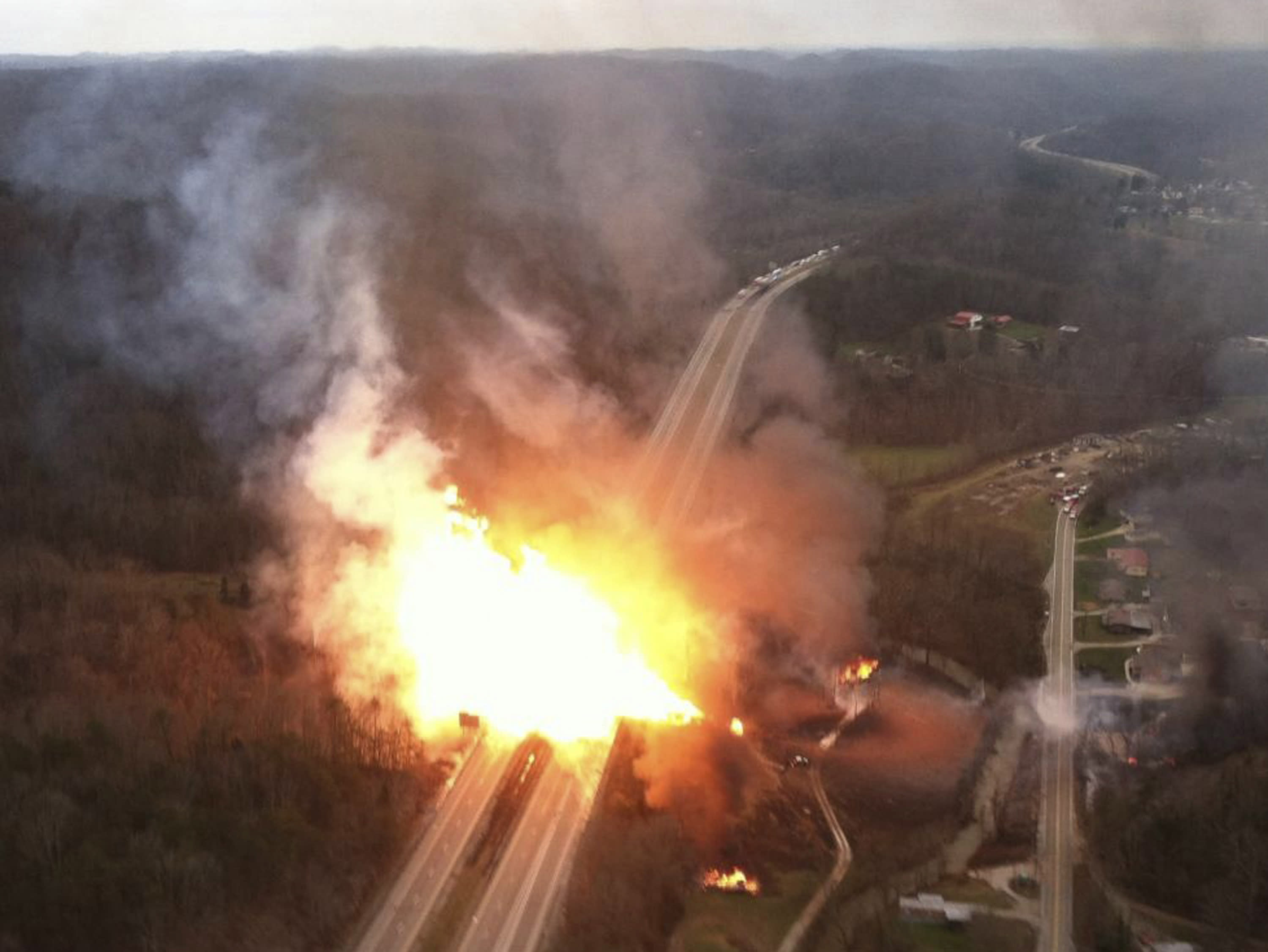 NTSB: Systemic flaws in safety oversight of gas pipelines