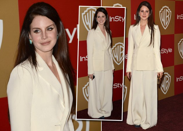 Lana Del Rey in Beverly Hills: Das ging in die Marlene-Hose! (Bilder: Getty Images)