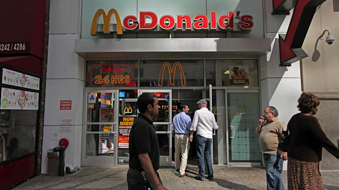 McDonald's $3B Plan for New Restaurants and Remodeling