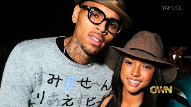 How Karrueche Tran Learned of Chris Brown's Baby