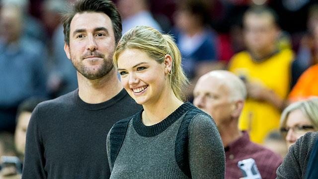 Kate Upton's year in sports