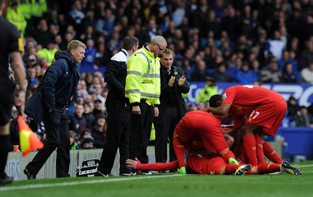 Everton v Liverpool - Premier League