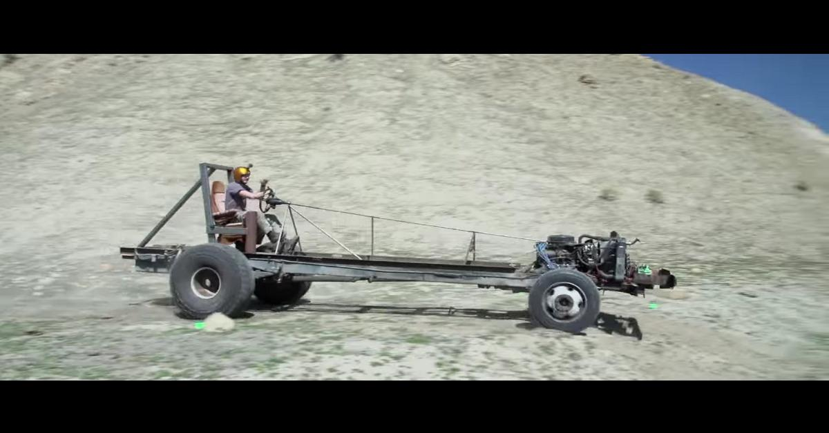 This is Not Your Average Go-Kart!