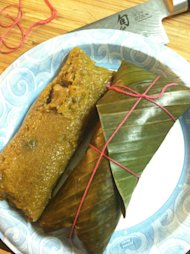 Puerto Rican Pasteles