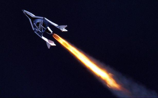 Virgin Galactic Is One Supersonic Trip Closer to Actual Space Tourism
