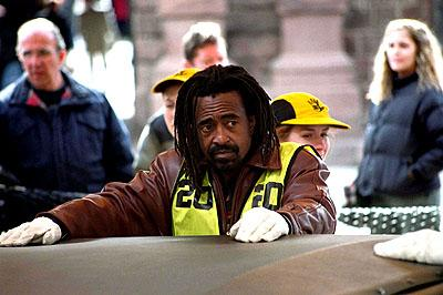 Tim Meadows on NBC's Third Watch Third Watch