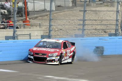 Phoenix latest track to add protective barriers
