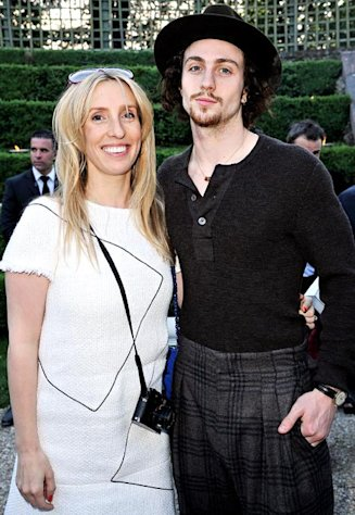 Director Sam Taylor-Wood, 45, Marries Actor Aaron Johnson, 22!