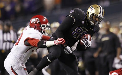 Price, Sankey lead Washington past Utah 34-15