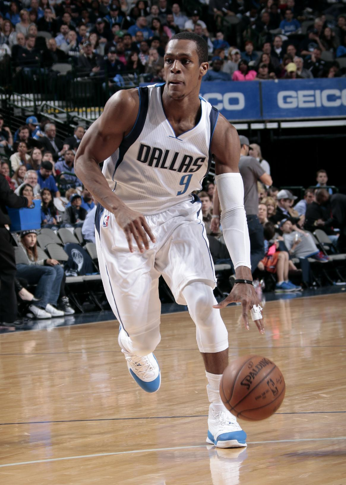 Rondo moving on after suspension over outburst with Carlisle