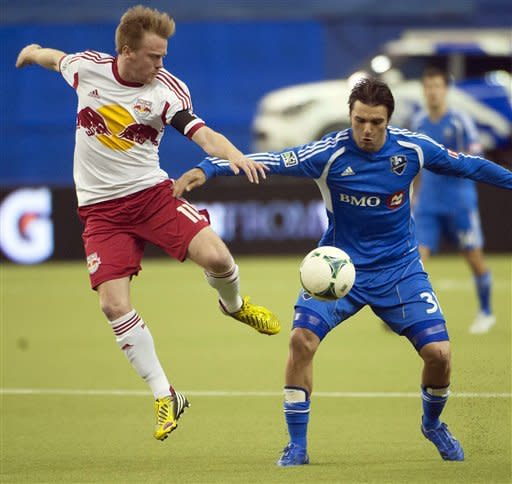 Impact beat Red Bulls 1-0 to improve to 4-0