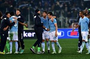 Lazio boss Petkovic praises team after 'crazy game'