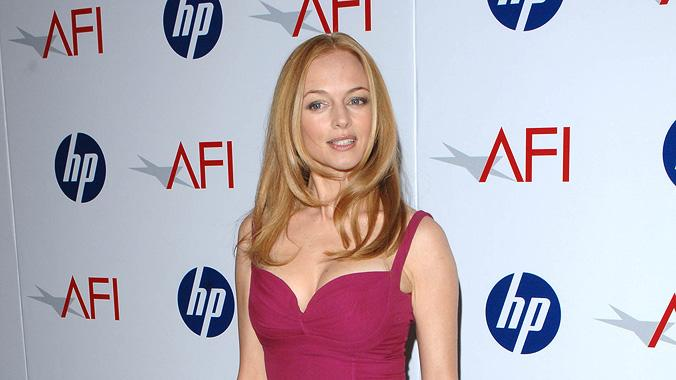 10th Annual AFI Awards 2010 Heather Graham