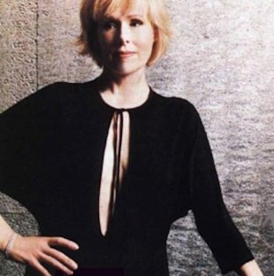 E. Jean Carroll of Elle Magazine