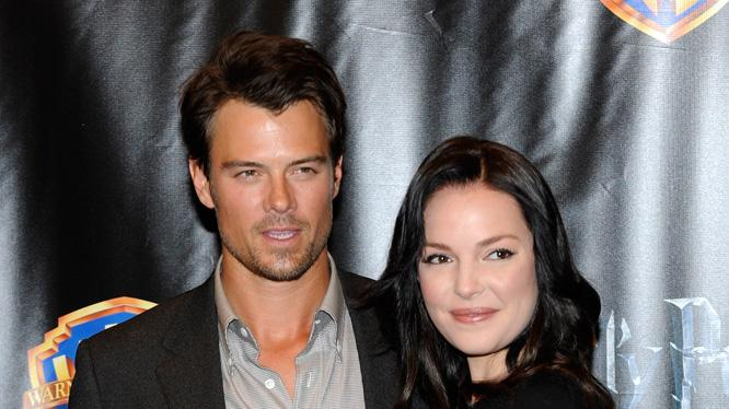 2010 ShoWest Josh Duhamel Katherine Heigl