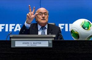 Blatter apologizes to Ronaldo, Real Madrid