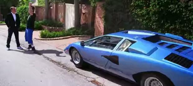 'Comedians' Season 6: Ready For Jim Carrey In A Countach?