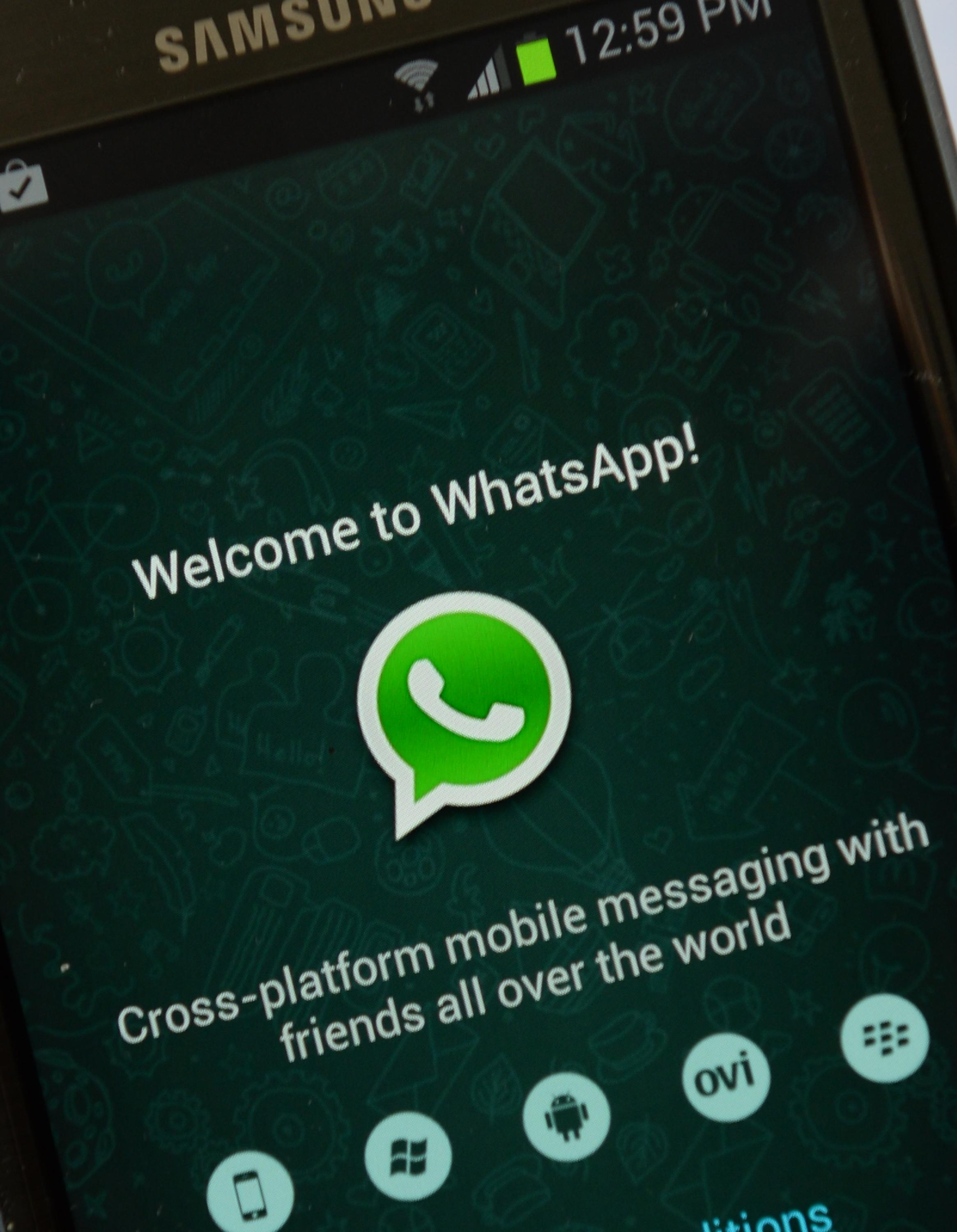 WhatsApp adds free voice calling