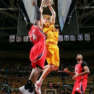 Dunk of the Night - Timofey Mozgov