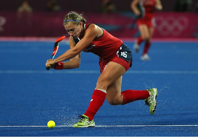 Olympics Day 2 - Hockey: Germany v United States