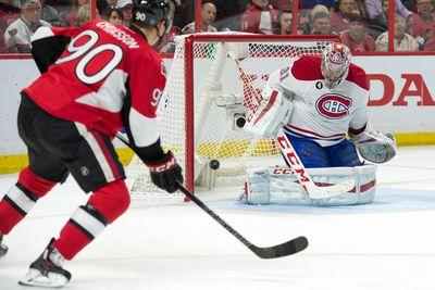 Canadiens vs. Senators Game 6 results: Ottawa's season ends with 2-0 defeat